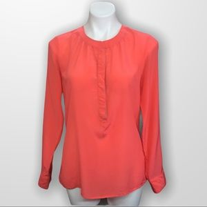 BANANA REPUBLIC Silk Blouse Size Small